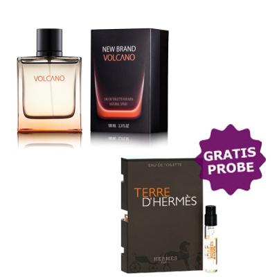 Dhermes Volcanoprobe New Brand Terre Hermes Cbedxro
