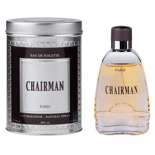 Paris Bleu Chairman Eau de Toilette für Herren 100 ml