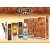 Cuba Gold Must Have - Set für Herren, Eau de Toilette, Deodorant, Aftershave, Showergel