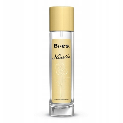 Bi-Es Nazelie Gold - parfümiertes Deodorant Spray 75 ml