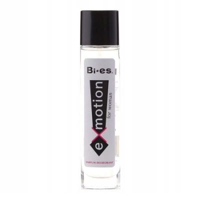 Bi-Es Emotion White - parfümiertes Deodorant Spray für Damen 75 ml