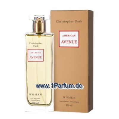 Christopher Dark American Avenue - Eau de Parfüm für Damen 100 ml