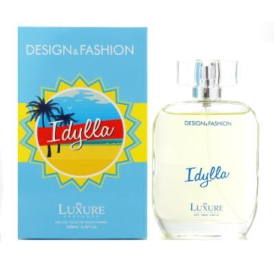 Luxure Idylla Pour Homme - Eau de Toilette für Herren 100 ml