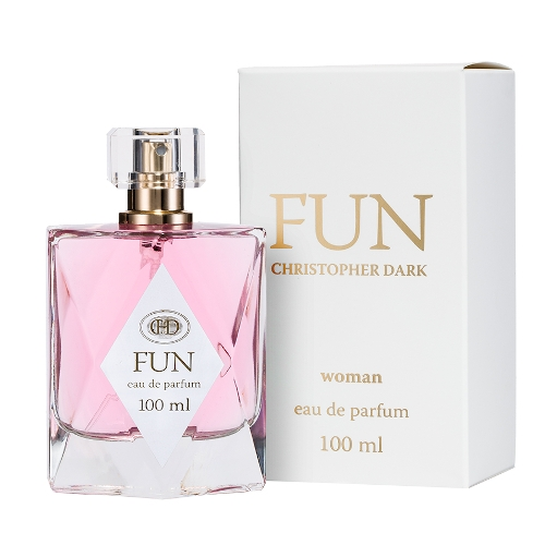 Christopher Dark Fun - Eau de Parfum für Damen 100 ml