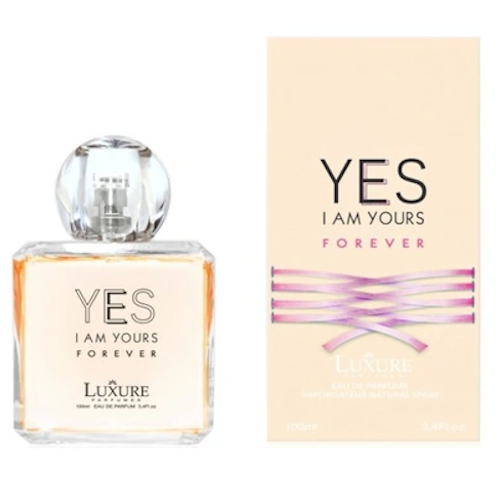 Luxure Yes I Am Yours Forever 100 ml + Probe Armani Emporio In Love With You Freeze
